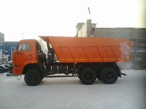 Ремонт и переоборудование грузовых автомобилей